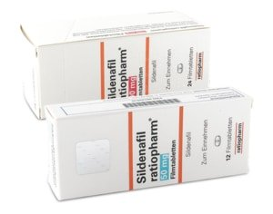 Viagra Generika ratiopharm Preis