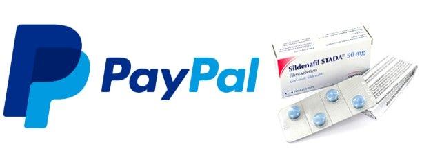 Viagra Generika mit Paypal bezahlen