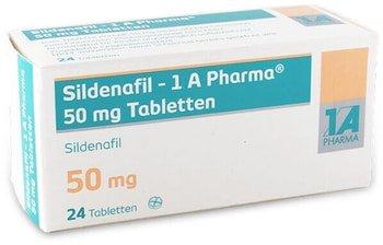 Sildenafil 1a Pharma
