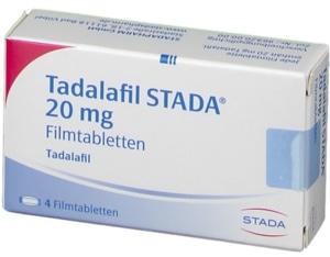 Tadalafil Stada online kaufen